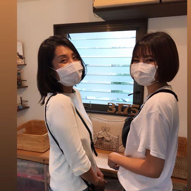 #ペアカットお2人でカット代金がお一人¥500-引き是非、ご一緒に大切なパートナーと